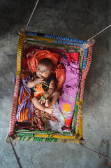 A cute angel (ashik mahmud 1847) Tags: bangladesh d5100 nikkor kids children smile colorful light