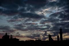 Clouds on Siena (Antonio Cinotti ) Tags: nuvole clouds toscana tuscany italy italia siena sienna nikond7100 nikon d7100 sunset tramonto nikon1685