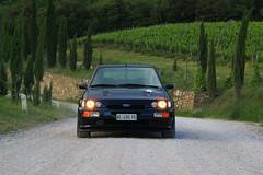 IMG_6683 (claudio.santucci) Tags: ford escortcosworth rs martini edition monte morette rally siena