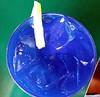 Ice Water With Lemon. (dccradio) Tags: lumberton nc northcarolina robesoncounty elzarapedeantonio mexican mexicanrestaurant food eat restaurant lunch supper dinner meal green blue lemon lemonslice ice icecubes water beverage liquid drink
