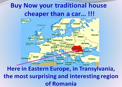 Buy Now your house in Transylvania  cheaper than a car !!! (global_concept_solution) Tags: buy now traditional house cheaper car transylvania romania gcsro saxon ocasion discover carpathian carpathianmountains live traditionalhouse peasans peasant livingfreely ownhouse mountains amazing eco nature your ecovillage charles prince viscri living freely own wwwgcsro global concept solution