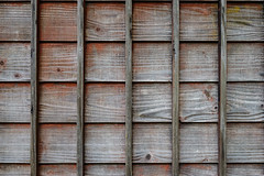 Wooden wall of a Japanese traditional house (phuong.sg@gmail.com) Tags: abstract antique art asia background blank board border construction decor decorative dried fence frame framework hardwood home japan lumber material old panel parquet pattern plank plant retro sign striped structure surface table template texture textured timber tree vintage wall wallpaper weathered wood wooden woodwork