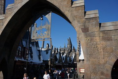 """Universal Studios, Florida: Entrance to Hogsmeade • <a style=""""font-size:0.8em;"""" href=""""http://www.flickr.com/photos/28558260@N04/34709891846/"""" target=""""_blank"""">View on Flickr</a>"""