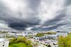 Clouds over Reykjavik