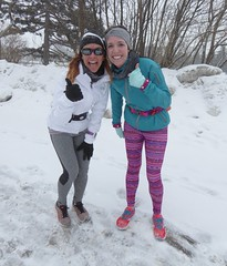 "Running Room (Slater St) February 5, 2017 - P1080384 (ianhun2009) Tags: runningroom ottawaontariocanada winterrunning ""february5 2017"" ""running room slater street"" ""marathon clinic"" training run"" ""cold running"""