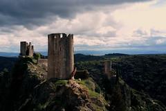 Les Châteaux de Lastours (Philippe_28) Tags: lastours ruines châteaux ruins 11 aude france europe tour cathare cabaret regine surdespine quertinheux