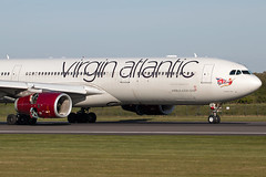 G-VGBR Virgin Atlantic A330-300 (Centreline Photography) Tags: airport runway plane planes aeroplane aircraft planespotting canon aviation flug flughafen airliner airliners spotting spotters airplanes airplane flight manchester manchesterairport egcc man ringway rvp runway05r centrelinephotography chrishall aviationphotography