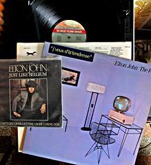 1981 ELTON JOHN Just like belgium (Sallanches 1964) Tags: eltonjohn lpalbum vinylrecord garyosbornelyrics bernietaupinlyrics singlerecords eightiesmusic rocketman rocknroll
