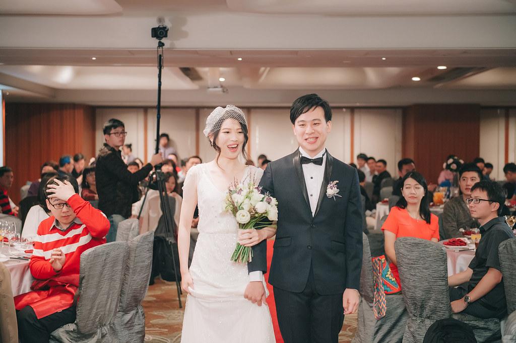 [婚攝]王崧 & 盈佑 / 遠東國際大飯店