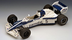 brabhambt52_01 (RoscoPC) Tags: 1983 formula 1 car brabham bt52 most powerful f1 won world championship with nelson piquet working suspensions steering 4 cyl turbo engine rc xl m motors pf formula1