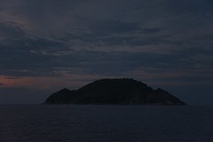 20309-a similan island at twilight (oliver.dodd) Tags: thailand sea andamansea ocean island similan similanislands koh
