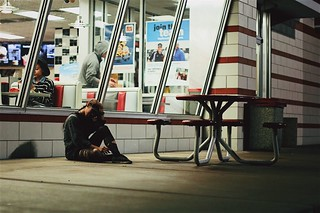 June 28th, 2017 » These shots had no business turning out as perfect as they did. These were taken in a McDonald's on the sketchy part of town, and yet I still swoon as I scroll through. Just how » Taken by Emma aka @idiotcactus on Instagram