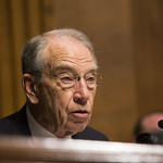 From flickr.com: Senator Chuck Grassley {MID-165812}