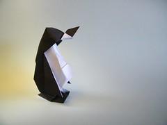 Penguin - Hiroaki Kobayashi (Rui.Roda) Tags: origami papiroflexia papierfalten pinguim pinguino manchot penguin hiroaki kobayashi