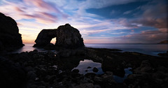 The Great Pollet Sea Arch (whidom88) Tags: the great pollet sea arch ireland donegal seascape