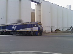 IMG_20150528_102350_133 (PrendosCK5) Tags: sa southaustralia balco cfcla gl clas port pirie locomotive sg ge gl107 ellen street 442