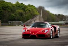 Rosso rubino Enzo (Aimery Dutheil photography) Tags: 6d canon amazing speed fast exotic supercar scottishsupercars scotland italian v12 rossorubino ferrarienzo enzo ferrari
