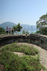 IMG_5535 (fung1981) Tags: devilspeak goughbattery hk hongkong kln kowloon pautoishan 九龍 歌賦炮台 炮台山 香港 魔鬼山
