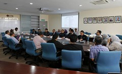 Programme Accreditation Visit by the Board of Town Planners Malaysia 33