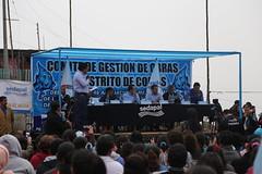Diálogo por el Agua en A.H. Vista Alegre (Sedapal Oficial) Tags: sedapal saneamiento rudecindovega aguapotable diálogoporelagua vistaalegre comas independencia