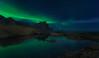 Northern Lights in Stokksnes