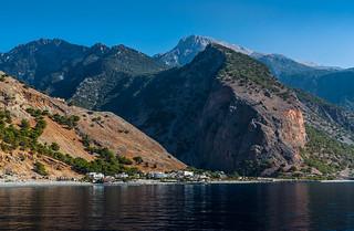 Crete / Kreta: Agia Roumeli & Samariá