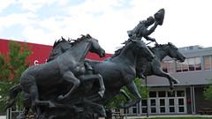 Anglų lietuvių žodynas. Žodis cowboy reiškia n amer. kaubojus lietuviškai.