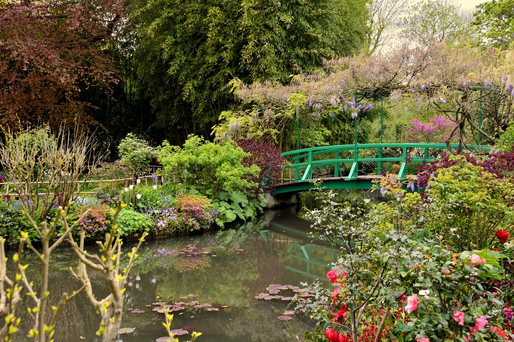The World\'s Best Photos of monet and vert - Flickr Hive Mind