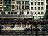 """This is how we roll - Chicago's """"EL"""" celebrates 125 years (rwchicago) Tags: chicago city loop downtown urban cta masstransit el elevated elevatedtrain train chicagoist"""