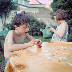 Behold, the radish. (Daire Quinlan) Tags: film 120 medium format colour c41 6x6 mamiya six zuiko iv 75mm f35 rangefinder fuji 64t asa64 64asa radish summer