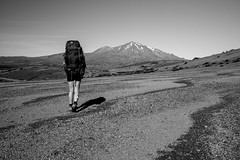 Desert Lands (rkosteczka) Tags: new zealand outdoor trekking hiking tongariro national park mout ruapehu desert volcano