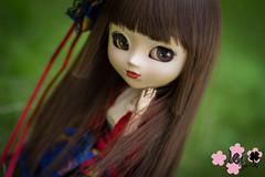 Lei - Pullip China China (RozenPullip) Tags: pullip china doll junplanning custo wig leekeworld clothes dress teeshirt obitsu