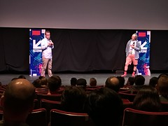 "SXSW 2017: ""Infinity Baby"" - Q&A with Director Bob Byington (escriteur) Tags: img6925 texas austin sxsw 2017 film movie screening stateside theater theatre infinitybaby director bobbyington"