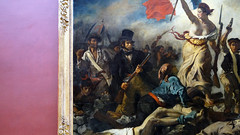 Delacroix, Liberty Leading the People (detail)