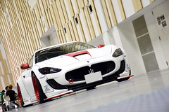 LB★WORKS MASERATI GRANTURISMO (André.32) Tags: スーパースポーツカーフェスタin沼津 car cars photography sportcars supercar supercars exotic super libertywalk lbperformance maseratigranturismo maserati granturismo