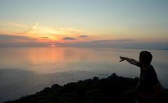 Yr Eifl et al (norman preis) Tags: dmeurig normanpreis 2017 cymru wales gwynedd mai may mynydda cerdded trek trekking walk llithfaen trefor eifl treceiri carnguwch mynydd machlud sunset llyn penllyn arfordir