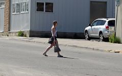 candid street2 (photoluver1) Tags: shorts woman girls lady street legs thighs cutoffs city citylife urban urbanlife sidewalk streetshot candidbeauty