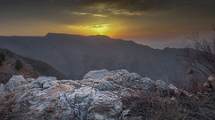 Dusk (TariQ SiddiQ kohiSTani) Tags: swat swatvalley swatpakistan swatphotography swatpakistannikin swati swatbriethorn waliswat riverswat trekkingswatvalley blending digitalblending masking luminosity masks canon5dmarkii canon ef clouds end rock