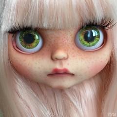 Blythe custom #131 commission