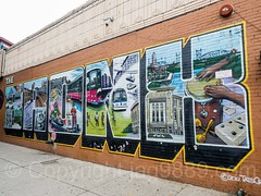 """I Love The Bronx"" Mural, Foxhurst, New York City (jag9889) Tags: 2017 20170605 allamericacity bronx foxhurst graffiti love mural ny nyc newyork newyorkcity outdoor painting simpsonstreet streetart tagging tatscru thebronx usa unitedstates unitedstatesofamerica wall jag9889 us bg183 bio graffitiartist how muralist nosm nicer themuralkings"