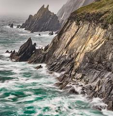 Devil Horns - Ireland (RRoberti) Tags: seascape scogliere cliffs devilhorns clickalps irlanda ireland