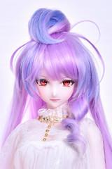 美雲・ギンヌメール (帝王赤) Tags: mikumo guynemer macross delta animate figure action bfigure jfigure heero nikon d810 dd doll dollfie dream volks bjd japanese toy