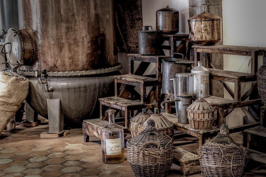 The grand perfume museum paris france