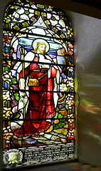 Alexander Ballantine and Herbert Gardiner stained glass Tighnabruaich 2 (RDW Glass) Tags: stainedglass scotland tighnabruaich argyll secret coast alexander ballantine