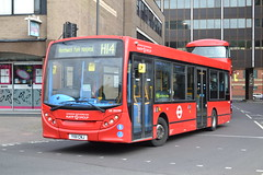 RATP London Soverign DE20199 YX11CNJ (Will Swain) Tags: harrow bus station 29th april 2017 greater london capital city south east buses transport travel uk britain vehicle vehicles county country england english ratp united de20199 yx11cnj soverign