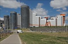 Минск, Беларусь, Студенческие общежития (zzuka) Tags: минск беларусь minsk belarus
