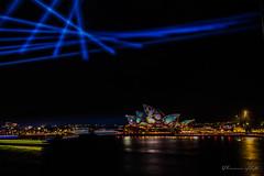 Vivid Sydney 2017 (Theresa Hall (teniche)) Tags: australia canberra canon canon80d canoncollective sydney sydneyharbour sydneyharbourbridge sydneyoperahouse teniche theresahall vivid vivid2017 lights longexposure walkaroundsydney