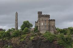 Edimbourg - Le château (Sandrine Ducros) Tags: édimbourg écosse edinburgh scotland castle château
