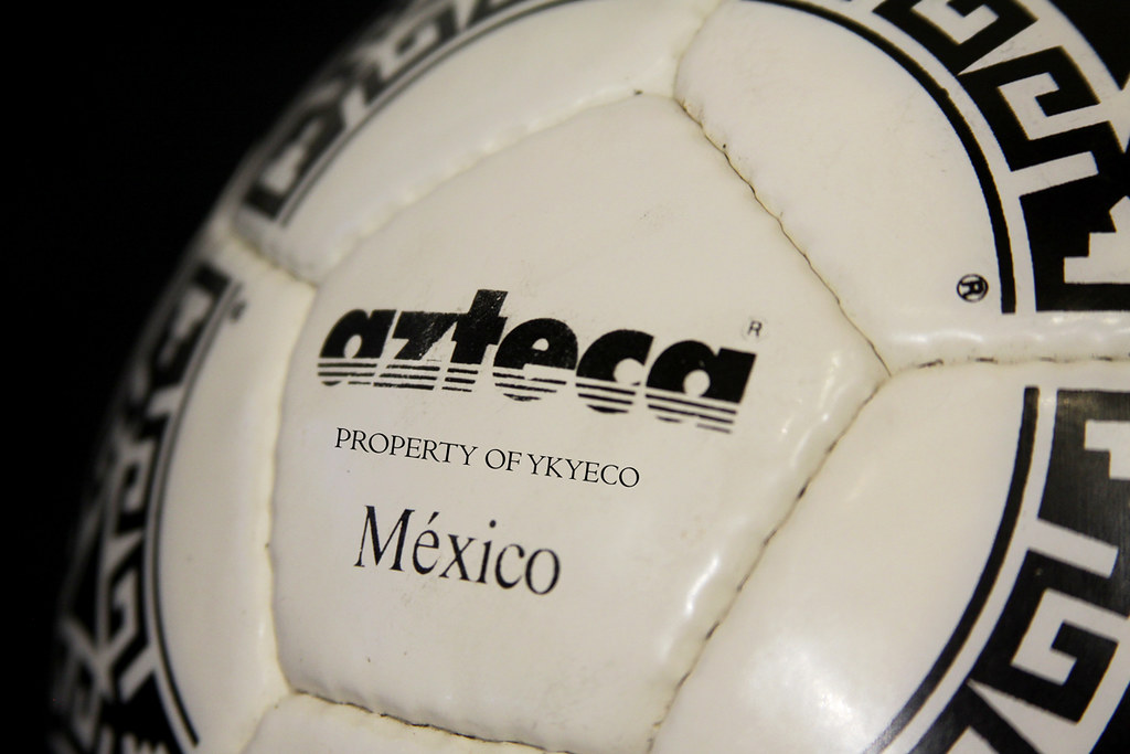 9f08d8015a6 TANGO AZTECA MEXICO OFFICIAL FIFA WORLD CUP 1986 ADIDAS MATCH BALL 15  (ykyeco) Tags