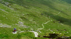 High St & Nan Bield Pass (61) (Carl and Sian) Tags: lakes lakedistrict carlandsian singletrack sian cumbria cycling bikes mountainbiking mtb alpine orangemountainbikes orange orangefive segment adventurebiking outdoors